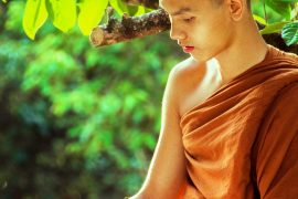 theravada-monk-chanting